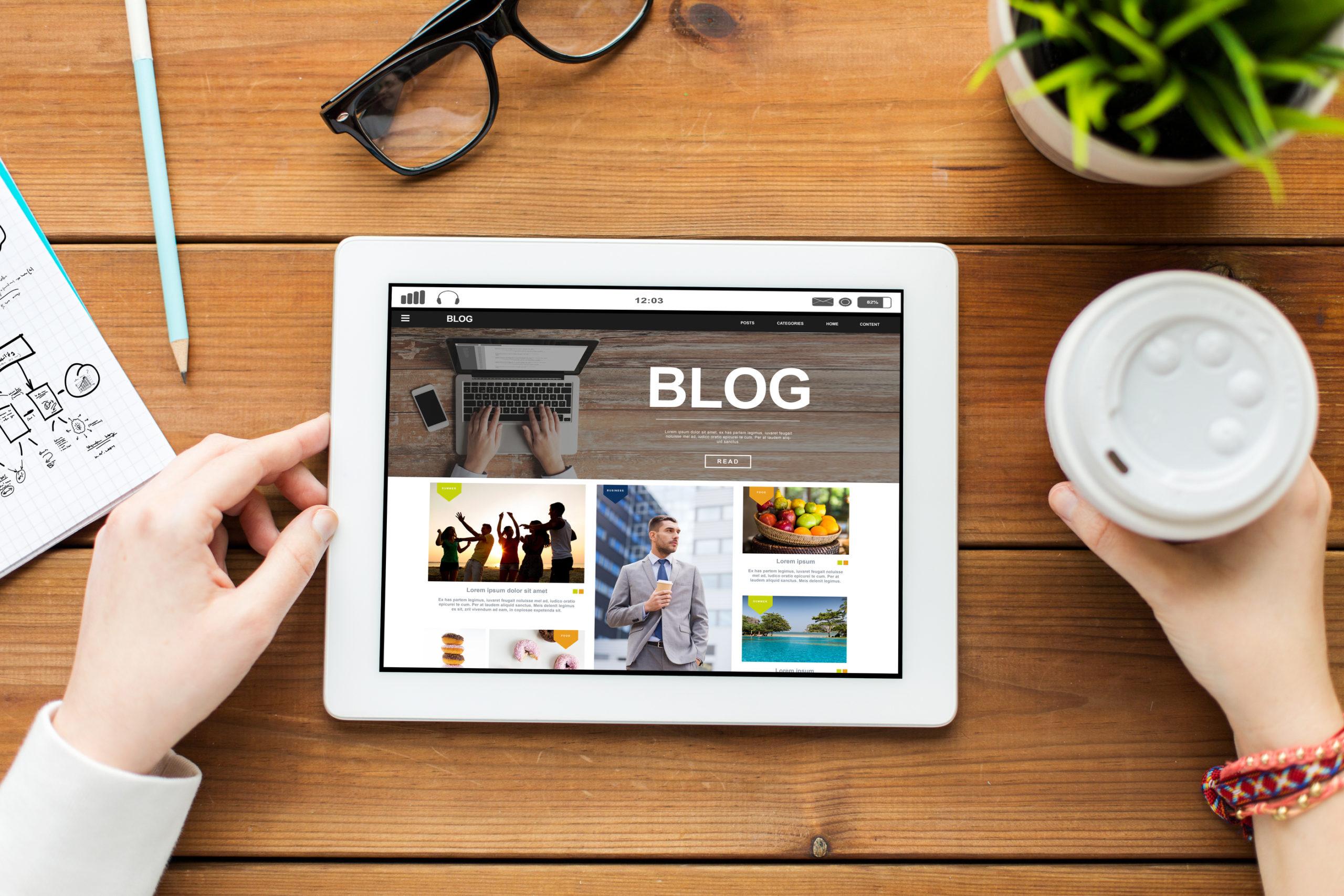Blog Four Lenses.